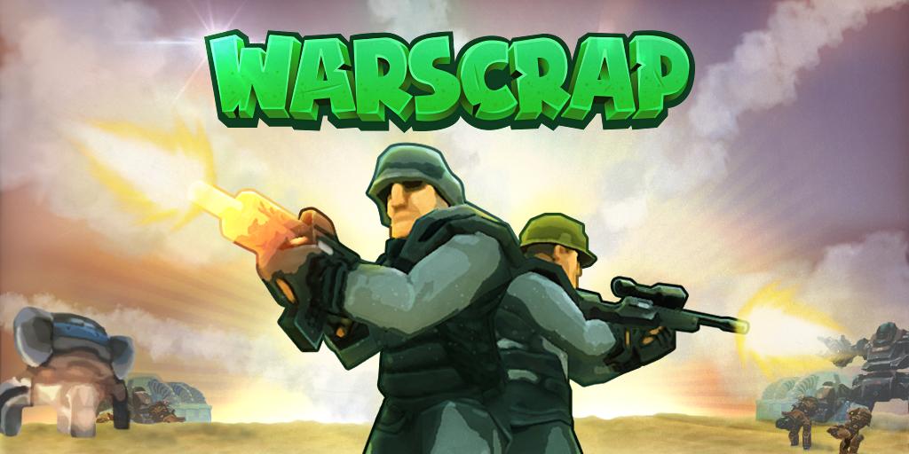 Warscrap Mine Defend Survive